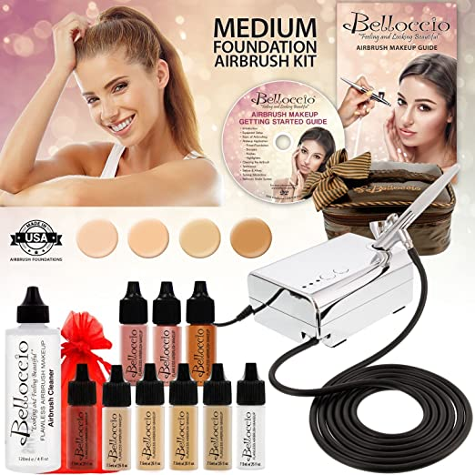 Bellocio Professional Airbrush Makeup