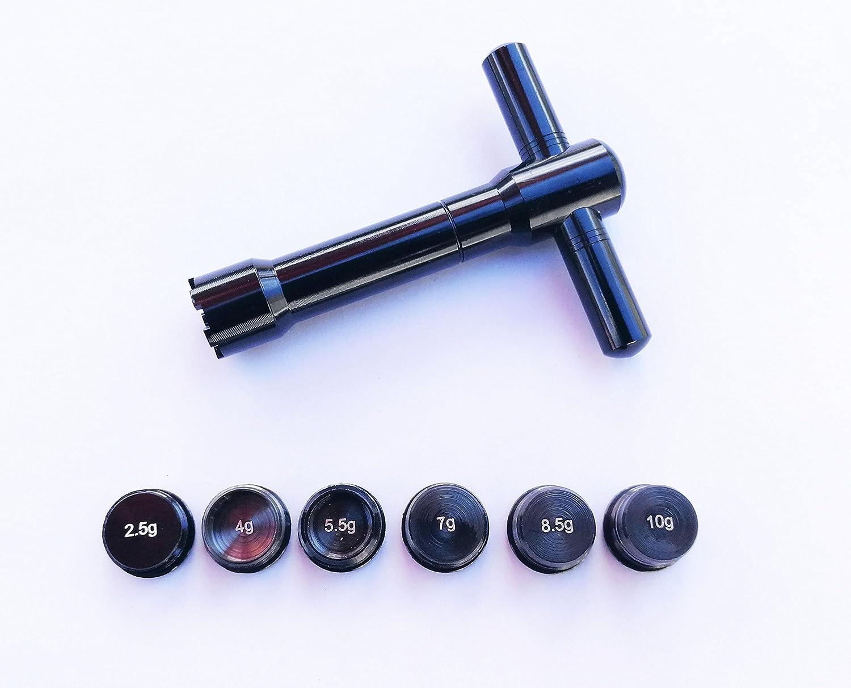 Histar - Kit de Pesas de Golf + Llave + Funda para Ping G25 ...