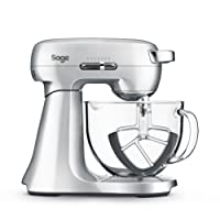 Sage BEM430SIL the Scraper Mixer Food Mixer - Silver