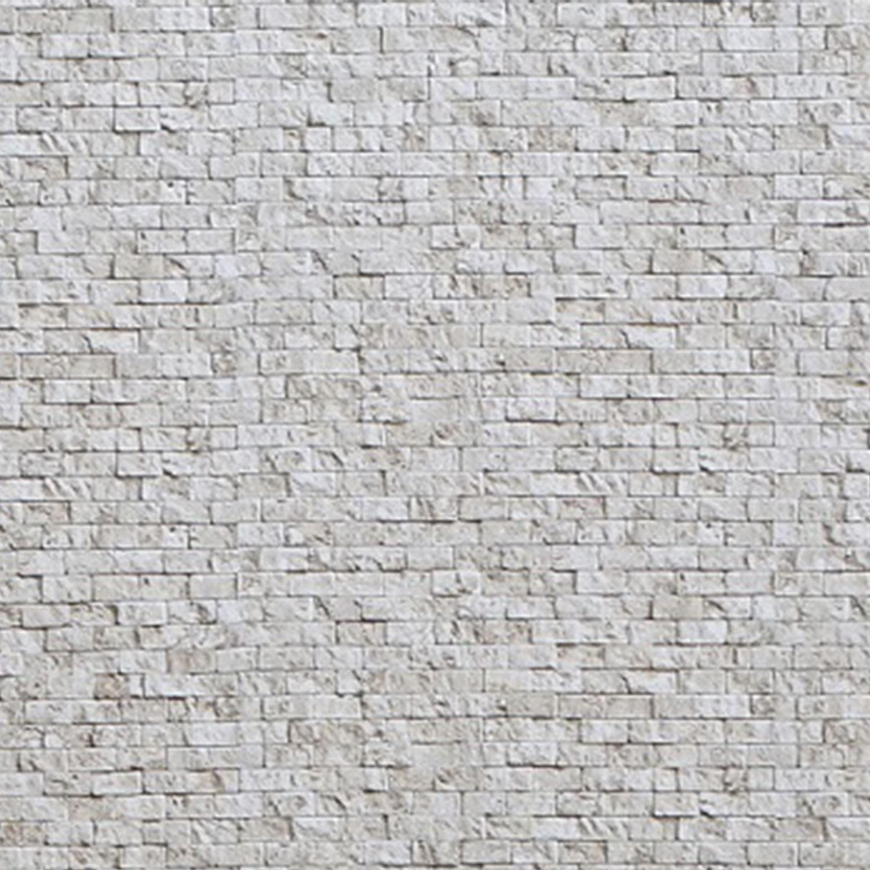 山善(YAMAZEN) 壁紙 水で貼れる壁紙 簡単 53×34cm 20枚セット アンティークストーン YPW-S20(AS) B072Q4ZWLZストーン