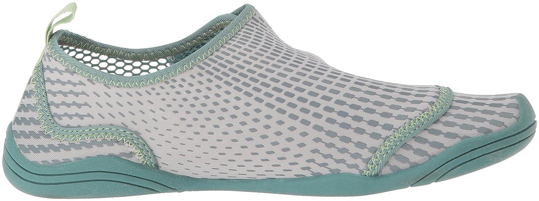 JSport by Jambu Women's Mermaid B074KQRSQJ Too-Water Ready Sport Sandal B074KQRSQJ Mermaid 10 B(M) US|Grey/Teal b15011