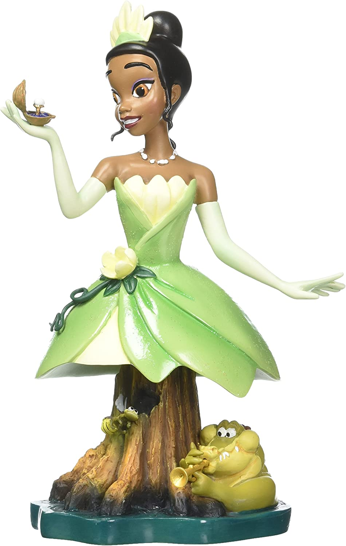 Tiana Grand Jester Figure Enesco Princess And The Frog Princess Rare