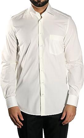 Muga extra manga larga camisa de hombre, color crema/ivory, tallas S – 5 x l Creme/Ivory Small: Amazon.es: Ropa y accesorios