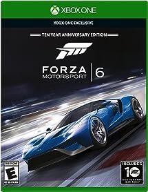 Forza Motorsport 6 - Xbox One: Microsoft Corporation: Video Games