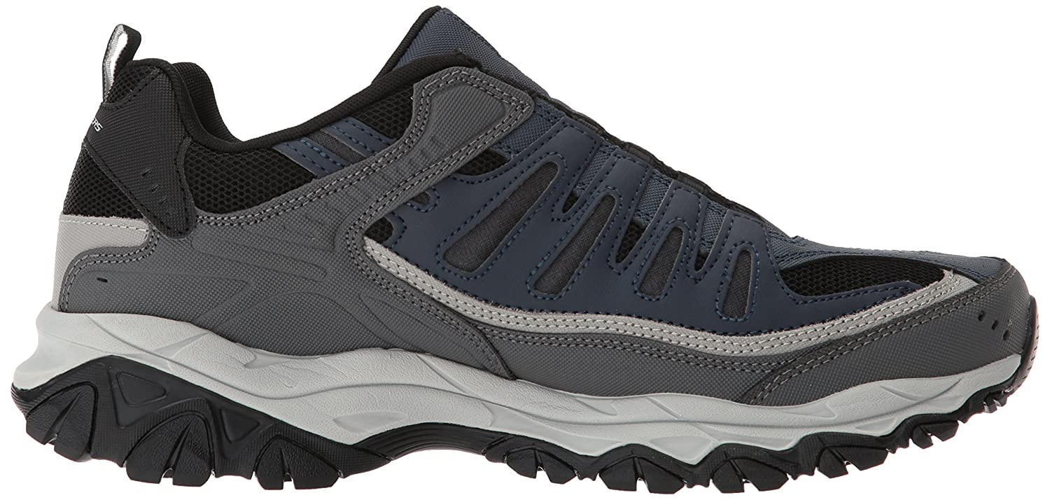 Skechers-Afterburn-Memory-Foam-M-Fit-Men-039-s-Sport-After-Burn-Sneakers-Shoes thumbnail 69