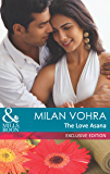 The Love Asana (Mills & Boon Modern)