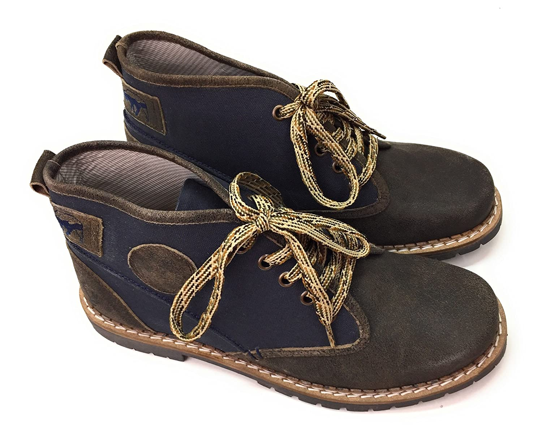 Spieth & Wensky Herren- Stiefel Irland alt alt alt gespeckt braun 53244a