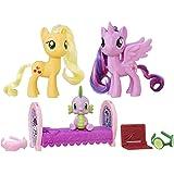 My Little Pony Twilight Sparkle & Applejack Doll