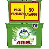 Ariel 3en1 Pods Detergente En Cápsulas, Original, Limpieza Increíble, Limpia, Quita Manchas