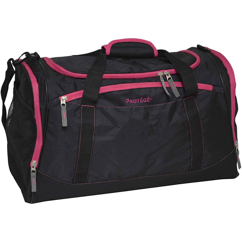 5d1155a23a Amazon.com  Protege 22 inch Duffel with Shoulder Strap