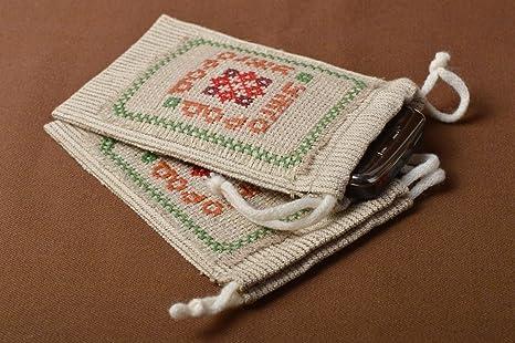 Estuches para celulares artesanales regalo original fundas ...