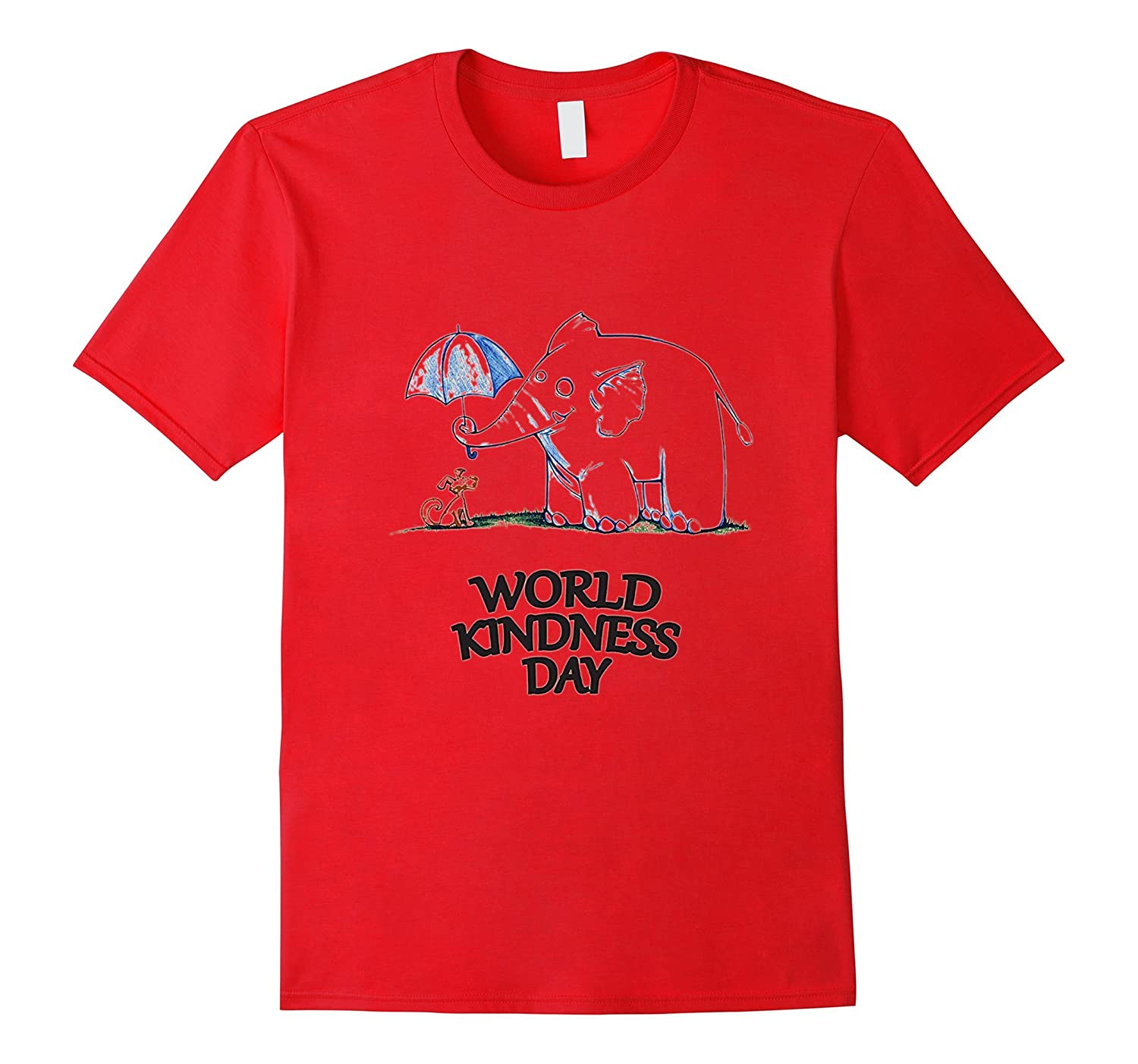 Kindness Shirt - Colors of Kindness-RT