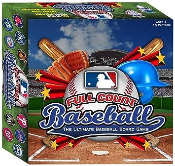 amazon mlb full count baseball ボードゲーム おもちゃ