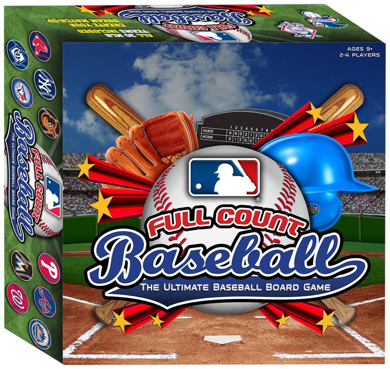 MLB Full Count Baseball by Fremont Die