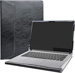 "Alapmk Protective Case Cover for 14"" Lenovo Yoga C930 C930-13IKB & Lenovo ideapad S540 14 S540-14IWL S540-14API Laptop [Note:Not fit Yoga Book C930/Yoga C940/ideapad S540 15],Black"