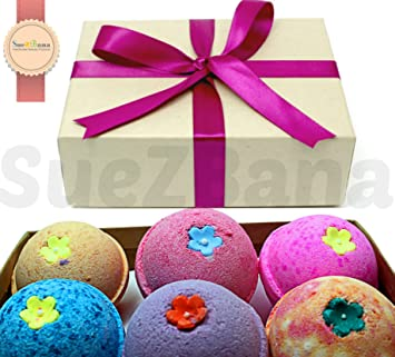 Suezbana Tinashe Bath Bomb Gift Set
