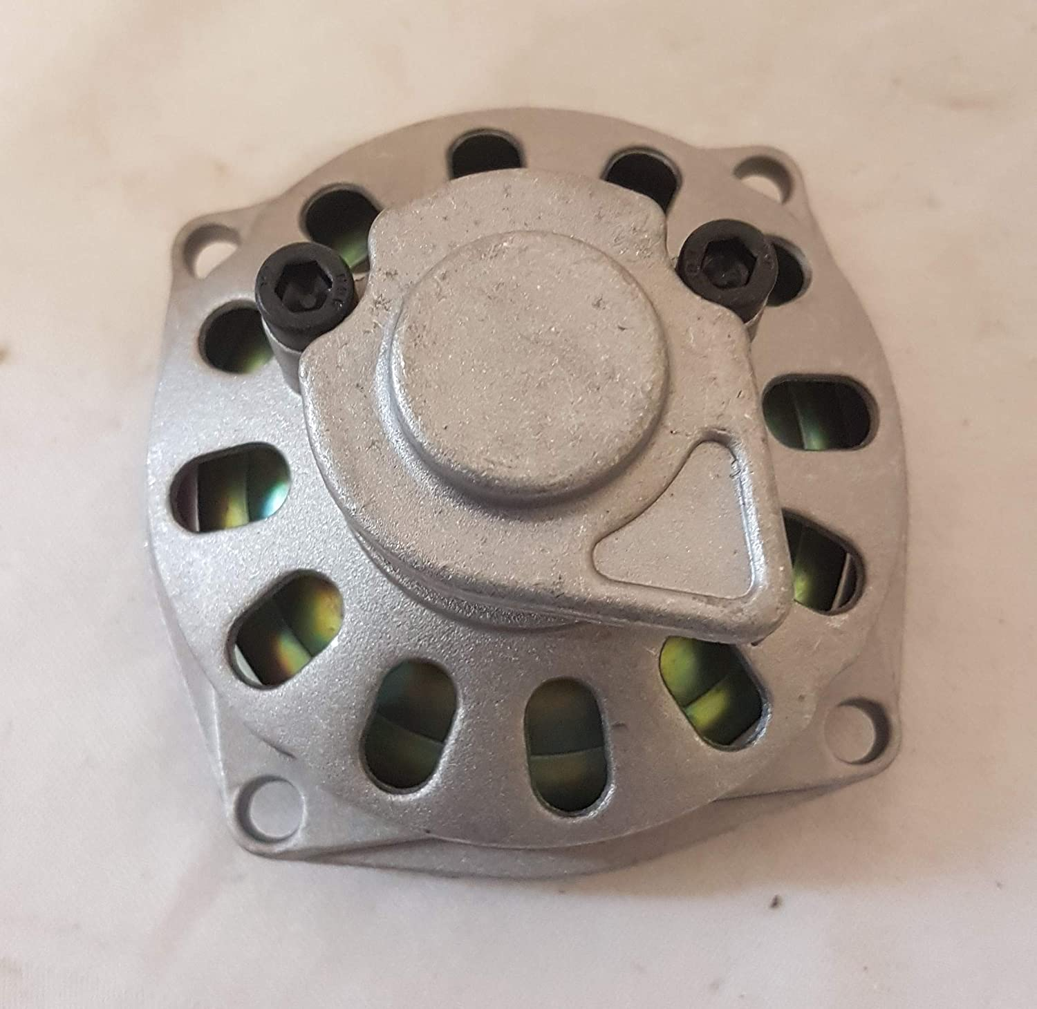 Orange Imports Ltd CL016SET Race Style Bell with 6 Tooth Pinion Moto//Mini Quad Bike with 3 Spring Clutch