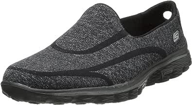 Skechers Performance Women's Go Walk 2 Super Sock 2 Slip-On Walking Shoe