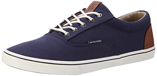 Jfwvision Mixed Navy Blazer, Mens Low-Top Sneakers Jack & Jones