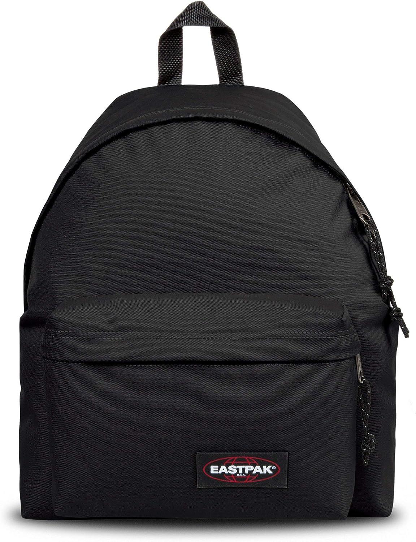 Eastpak Padded Pak'r Mochila, 40 cm, 24 L, Negro (Black)