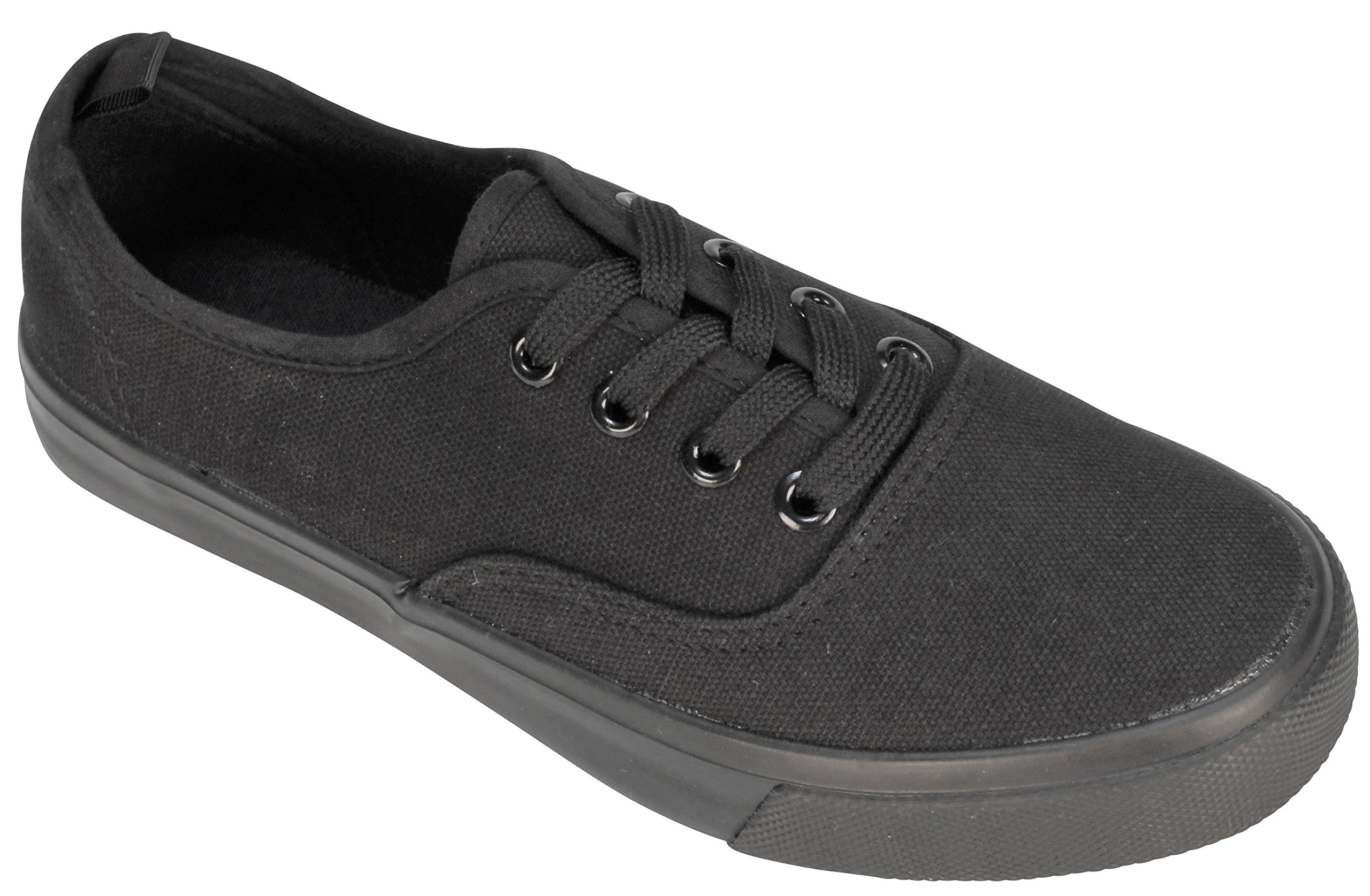Take A Walk Lace Up for Women - Many Styles Avail. (10, Black/Black)