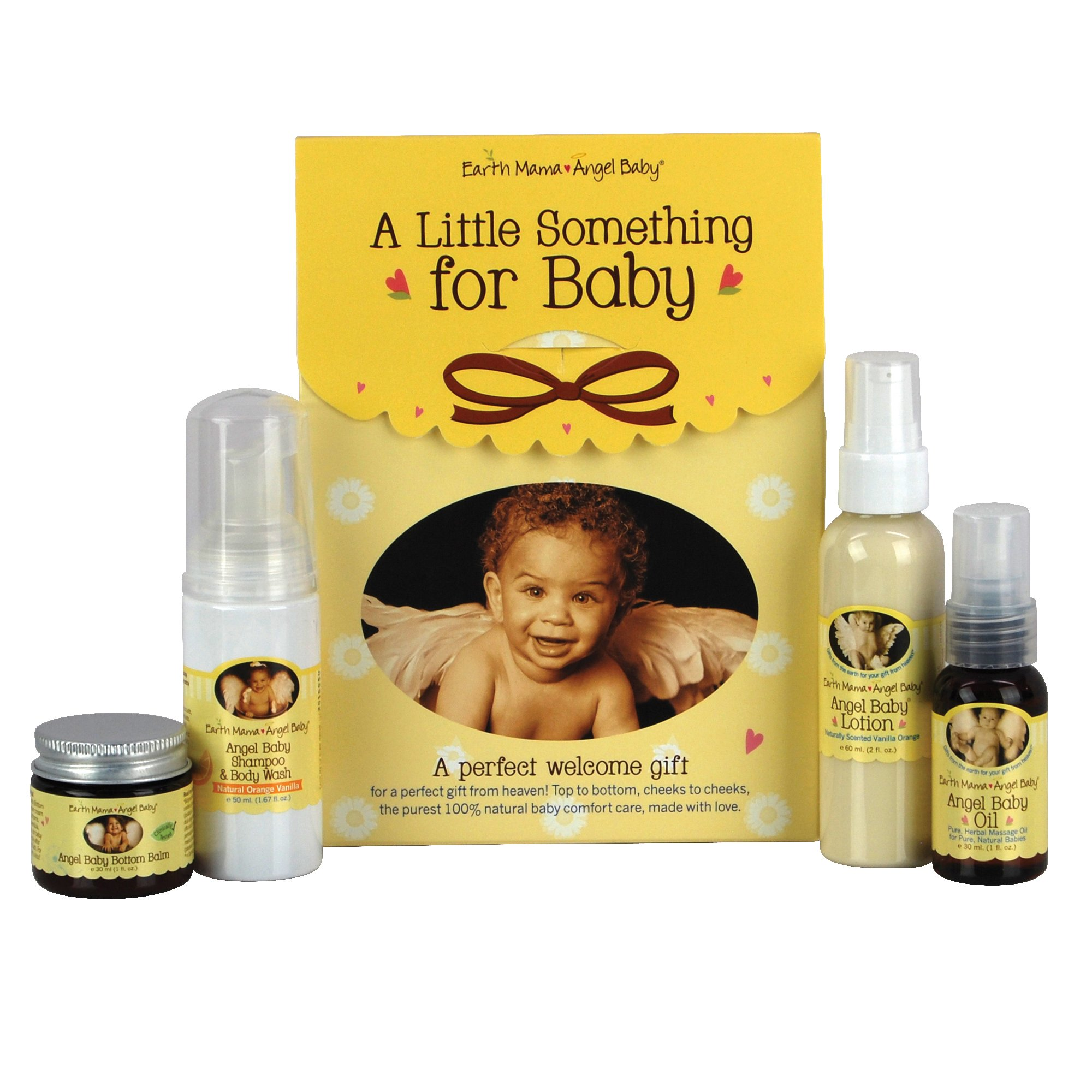 EARTH MAMA ANGEL BABY LITTLE SOMETHING FOR BABY, KIT