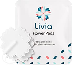 LIVIA Flower Pads Accessoire/Kit de Rechange