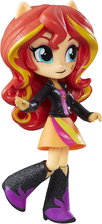 Hasbro My Little Pony Equestria Girls Minis Sunset Shimmer 4.5 Figure Brand New