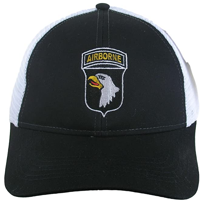 3605aff66b2 Minnesota Bobs 101st Airborne Division Structured Trucker Baseball ...