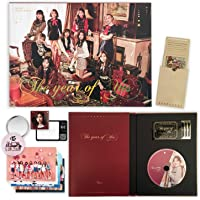 TWICE 3rd Special Album - THE YEAR OF YES [ A Ver. ] CD + Photobook + QR Code Card + Sticker + Photocard + OFFICIAL…