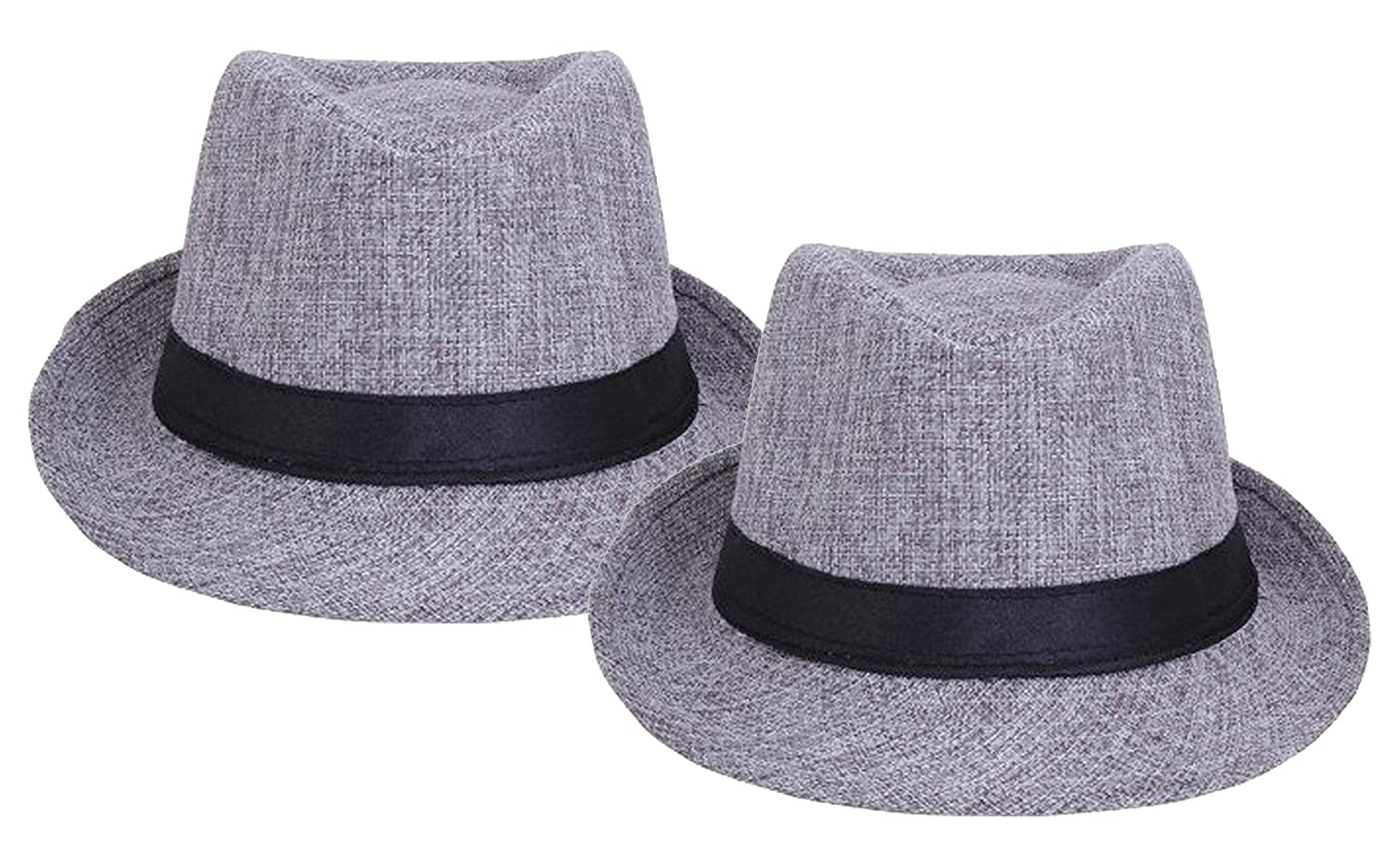 Natali Summer Gifts For Men Boys Fedora Casual Sun Hats Caps Hats