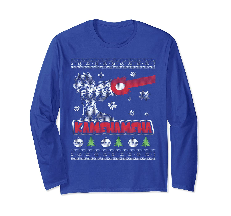 Amazon.com: Ka mehameha King Fighter Ugly Christmas Sweater Style ...