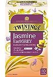 トワイニング ジャスミン アールグレイ 10P×6箱