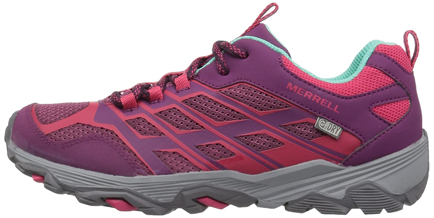 Little Kid//Big Kid Merrell Moab Fst Low Waterproof Sneaker