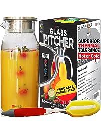 Amazon Com Carafes Amp Pitchers Home Amp Kitchen Pitchers