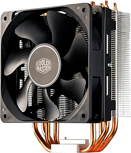 Cooler Master Hyper 212X Sistema Refrigeración - Optimas Aletas ...