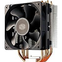 Cooler Master Hyper 212X Sistema Refrigeración, Optimas Aletas Disipador Térmico, 4 Tubos de Calor Contacto Directo…