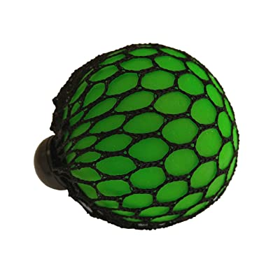 Squishy Mesh Ball: Toys & Games