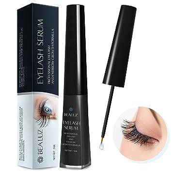 88d36927675 Amazon.com : Advanced Eyelash Growth Serum Eyebrow and Eyelash Enhancer For  Lush, Voluminous, And Long Lash And Brow 3 ml 3 Month Supply : Beauty