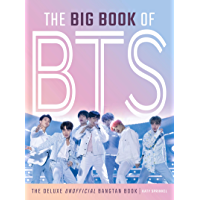The Big Book of BTS: The Deluxe Unofficial Bangtan Book book cover
