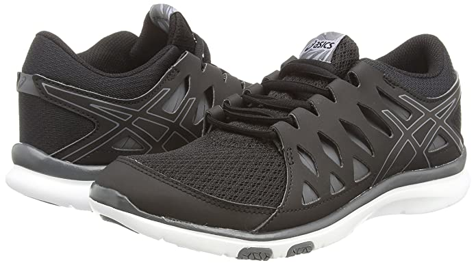 official photos 769dc 618f7 ASICS GEL-FIT TEMPO 2 Women s Fitness Shoes (S563N)  Amazon.co.uk  Shoes    Bags