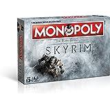 Winning Moves Monopoly Skyrim Edition - Das Beliebte Gesellschaftsspiel trifft auf die Welt von The Elder Scrolls V: Skyrim (Deutsch)