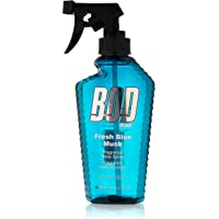 BOD Man Fresh Blue Musk Body Spray 8 Ounces