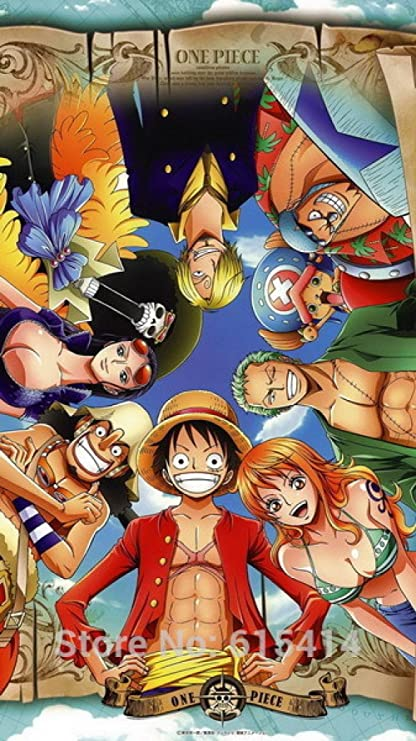 Amazon Com Anime Family 047 One Piece Op Monkey D Luffy
