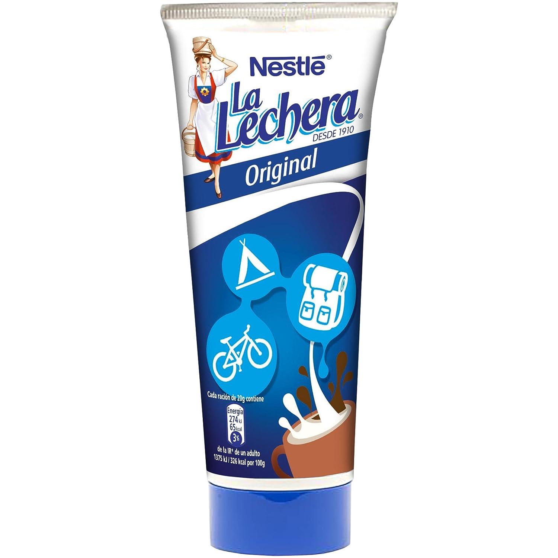 Nestlé La Lechera Leche condensada - Tubo de leche condensada - Caja de 24 x 170 g: Amazon.es: Alimentación y bebidas