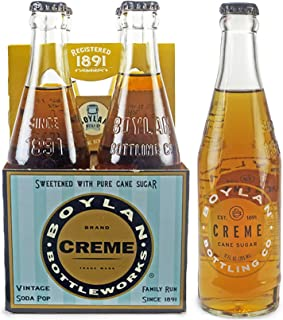 product image for Boylan Soda, Cream, 12 Fl. Oz., 12 Count