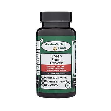 Amazon com: Green Food Power (Similar to Dr  Sebi's Green