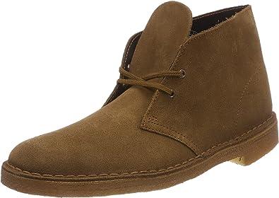 Clarks Originals Desert Mens Boots Tan