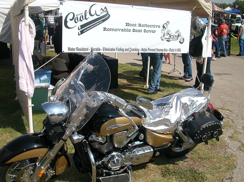 Motorcycle swamp ass