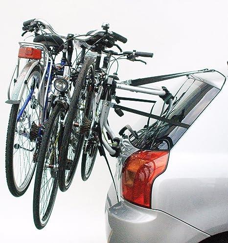 Porta 3 Bicicletas Posterior Portabicicletas Peruzzo para Coche ...